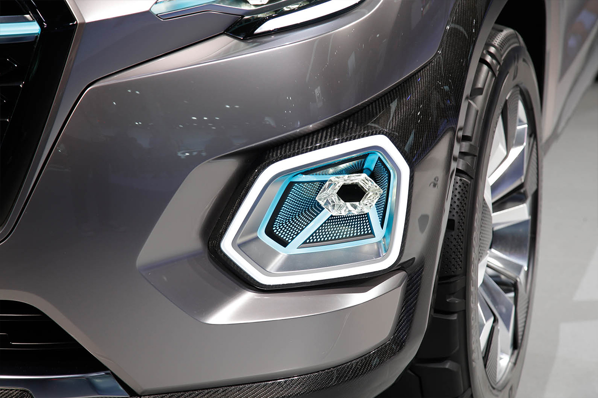 Subaru Viziv-7 photo 171477