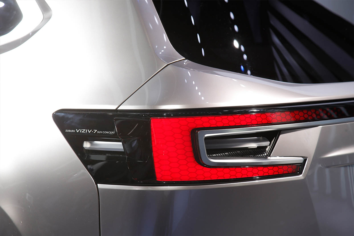 Subaru Viziv-7 photo 171483
