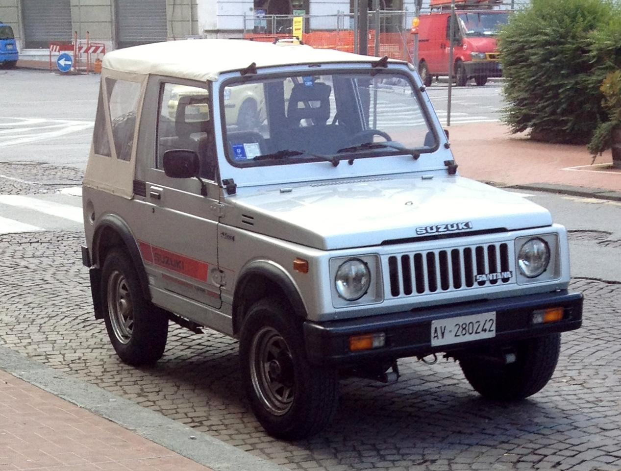 Suzuki Santana Segunda Mano