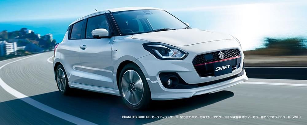 Suzuki Swift photo 173041