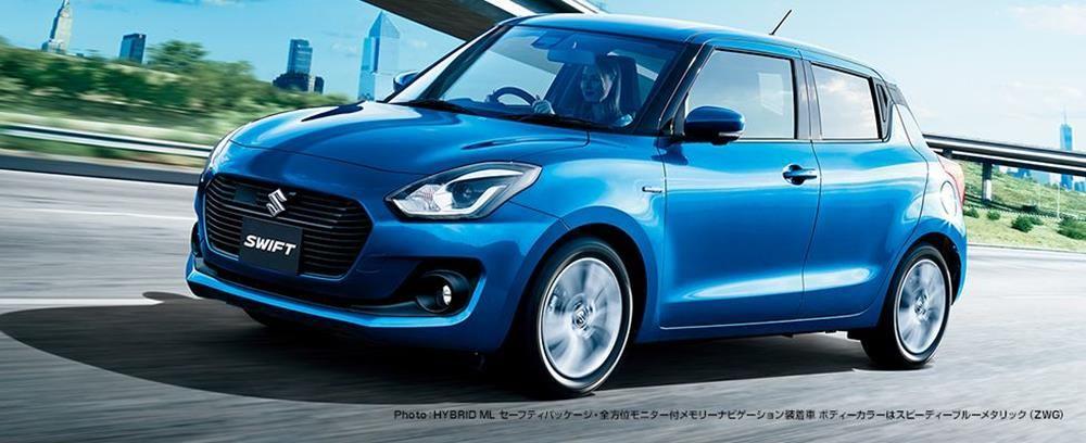 Suzuki Swift photo 173043