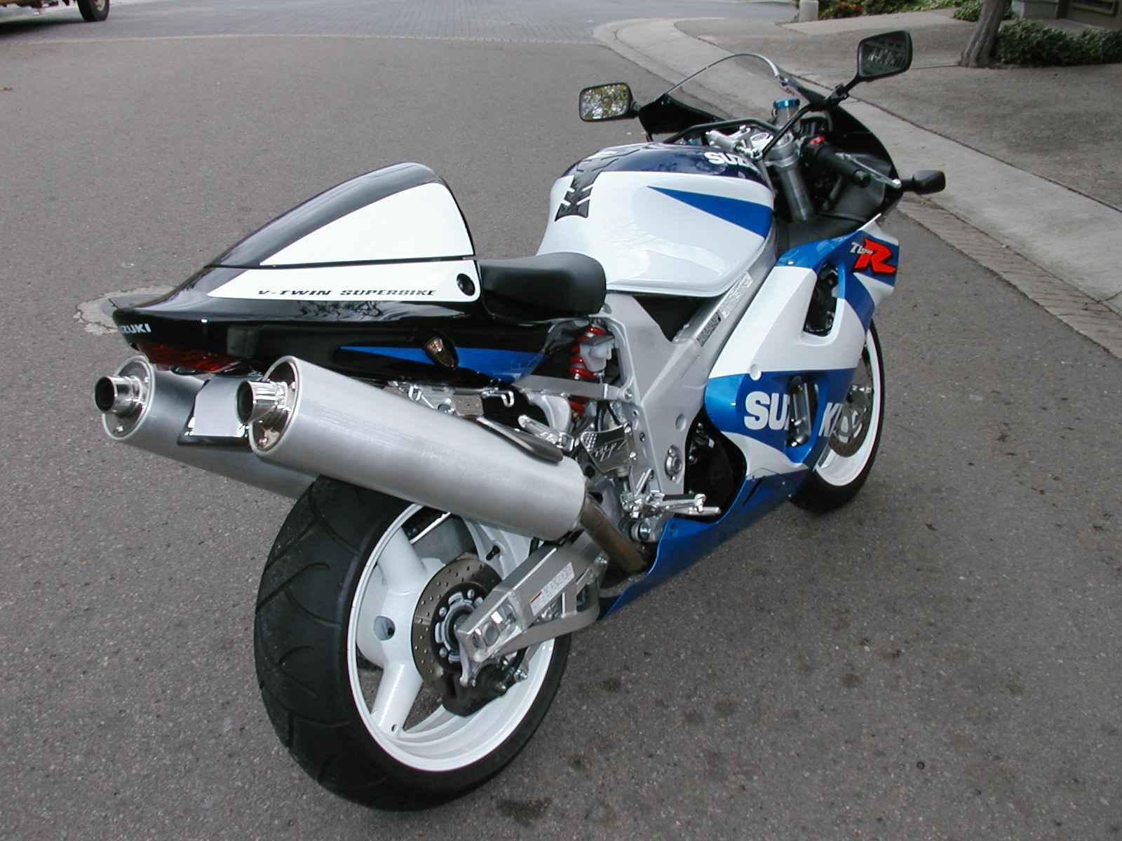 SUZUKI TL1000R specs - 2002, 2003 - autoevolution