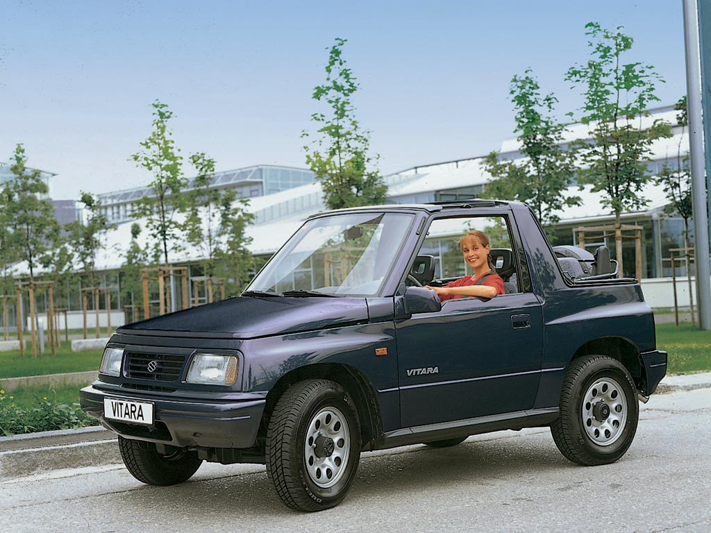 Suzuki Vitara photo 14256