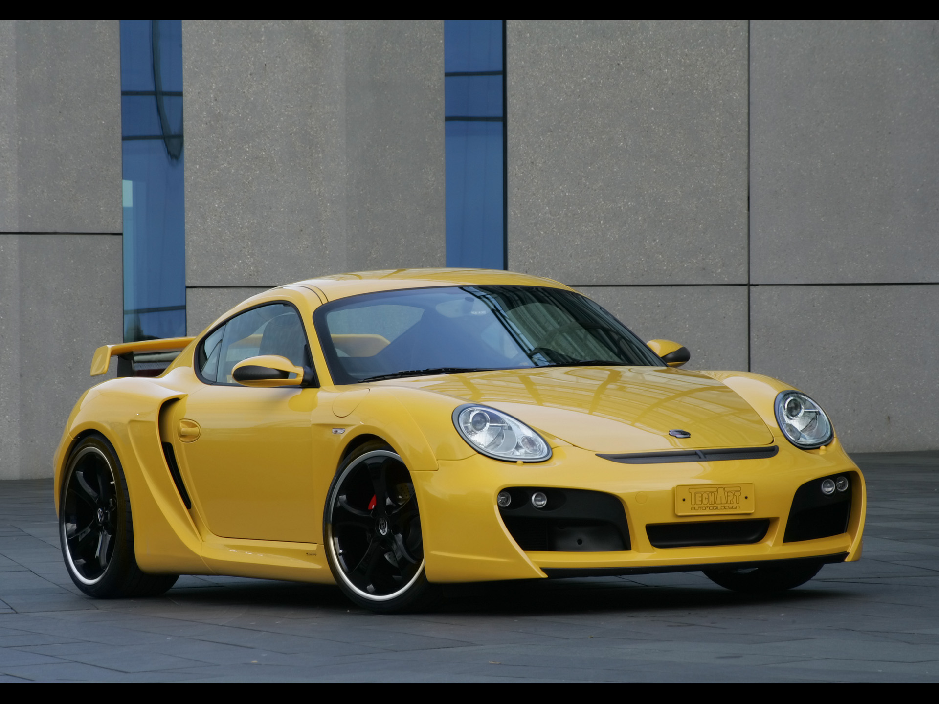 techart porsche cayman s photos photogallery with 13 pics. Black Bedroom Furniture Sets. Home Design Ideas