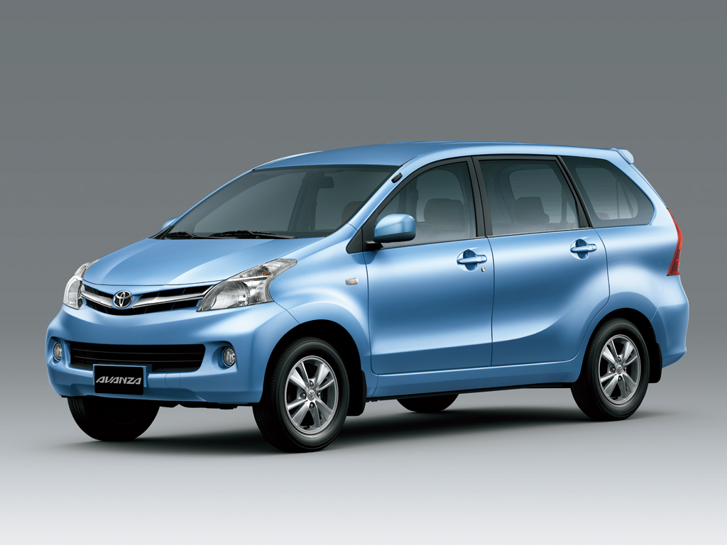 Toyota Avanza Photos Photogallery With 8 Pics Carsbase Com