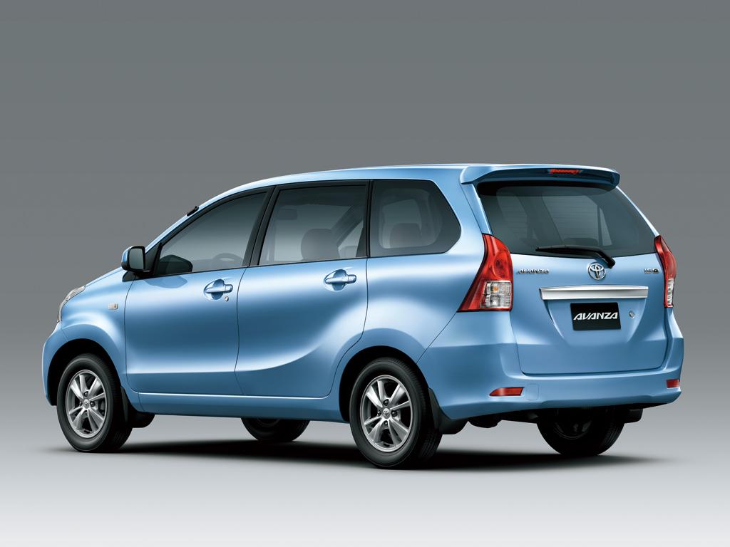 Toyota Avanza Photos Photogallery With 8 Pics Carsbase Com