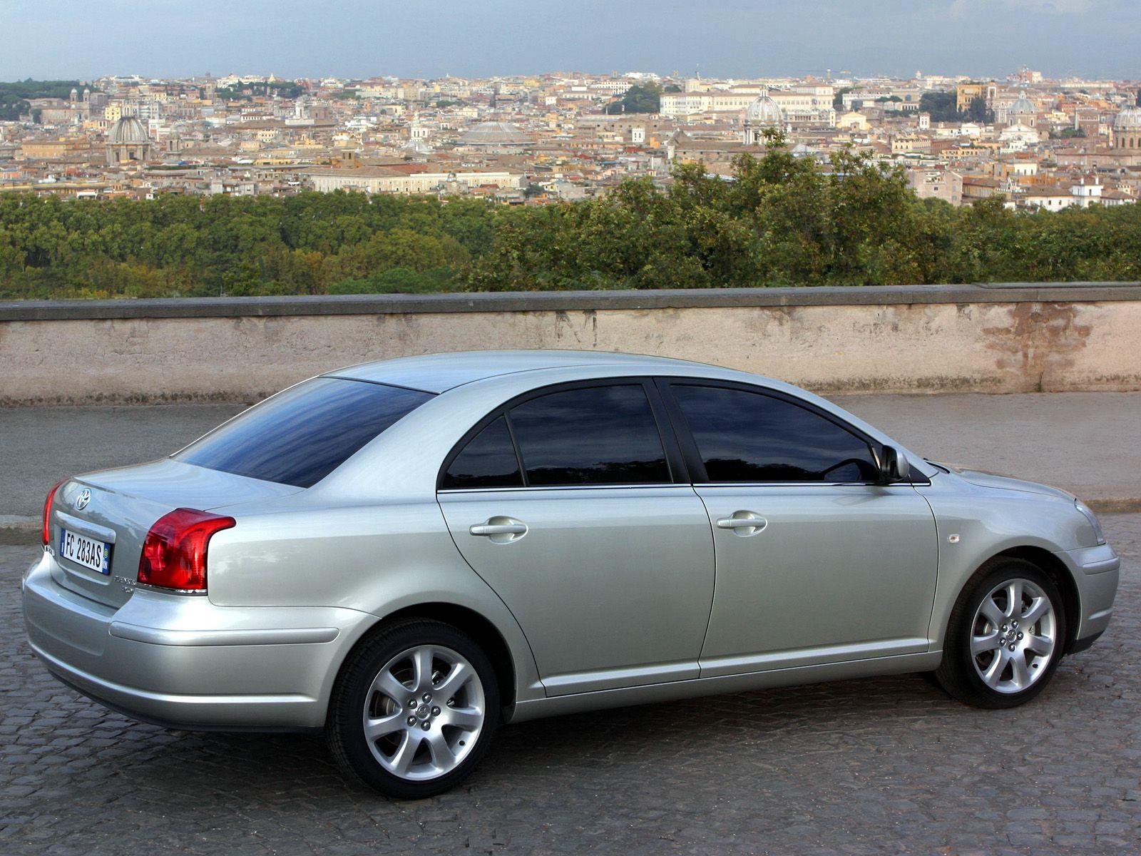 AUTO.RIA – Продажа Тойота Авенсис бу: купить Toyota ...