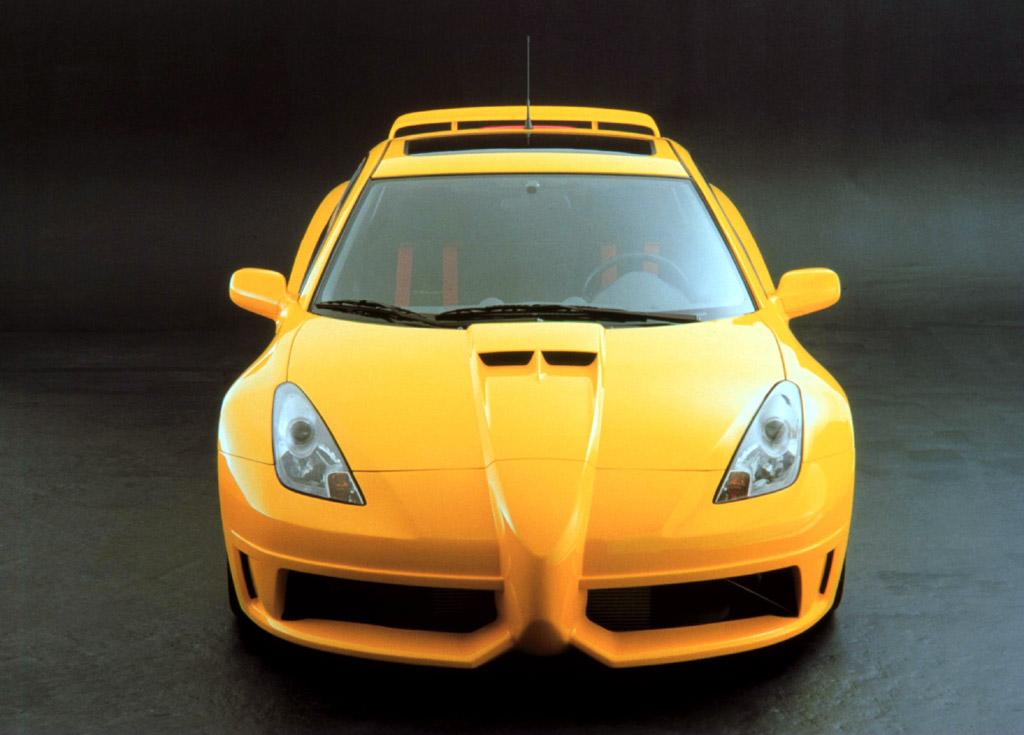 машина Toyota Селика #10