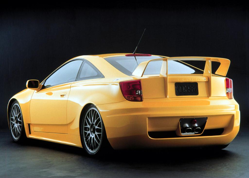 Тойота Селика - цена, комплектации, обзор Toyota Celica ...