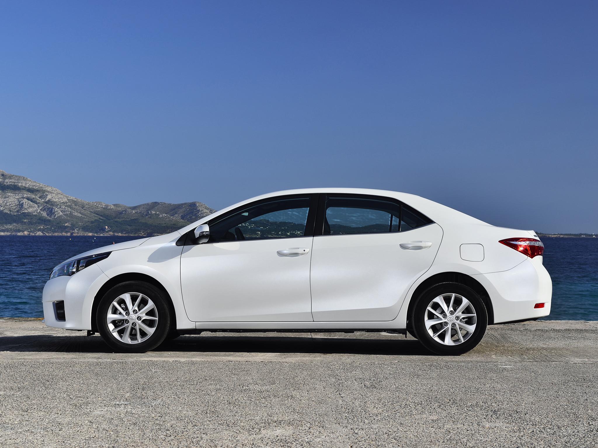 Тойота Королла: технические характеристики, цены, отзывы ...