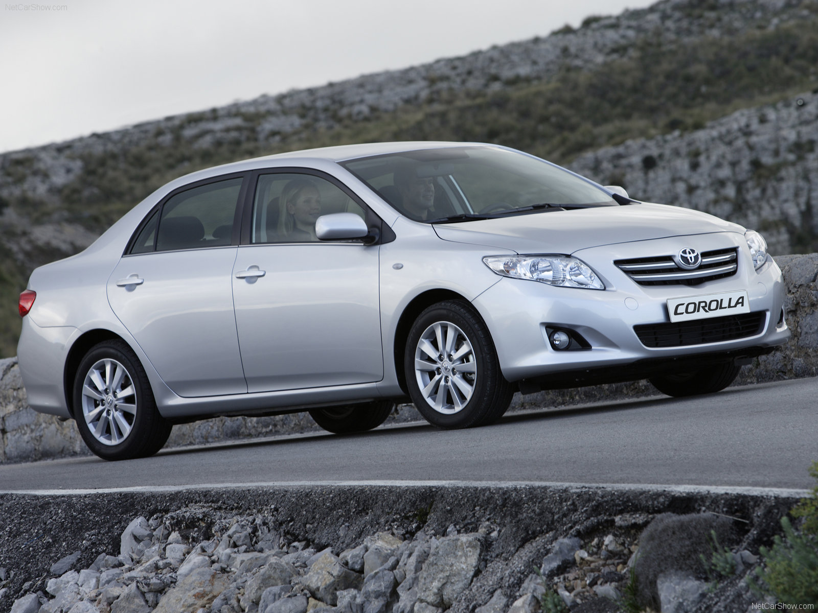 Toyota Королла фото #10