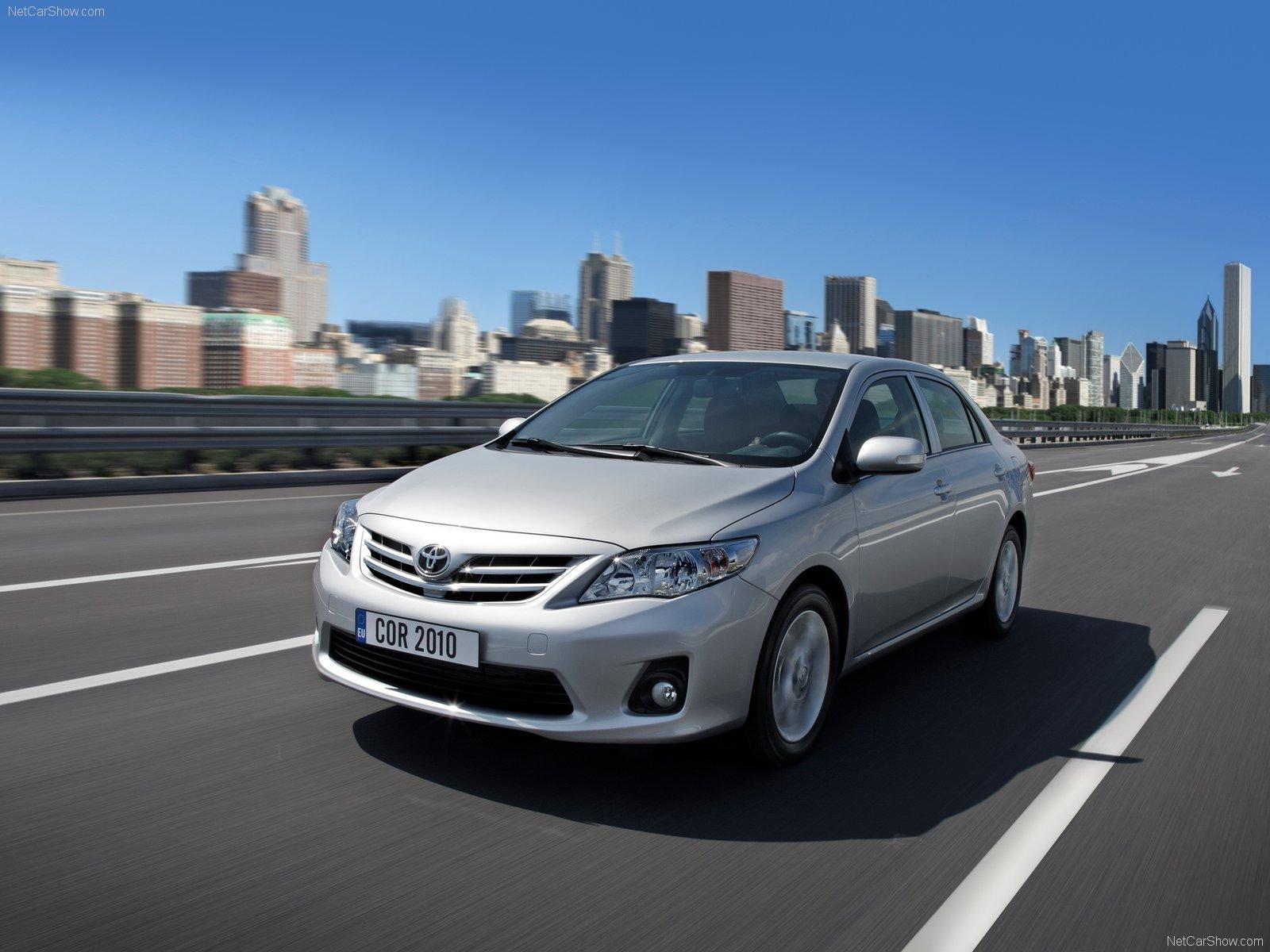 Тойота Королла - цена, комплектации, обзор Toyota Corolla ...