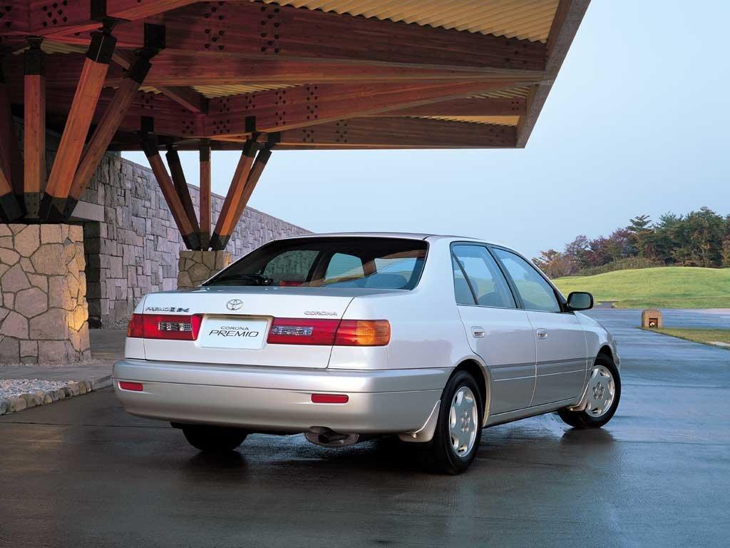 Toyota Corona Premio Picture   105971