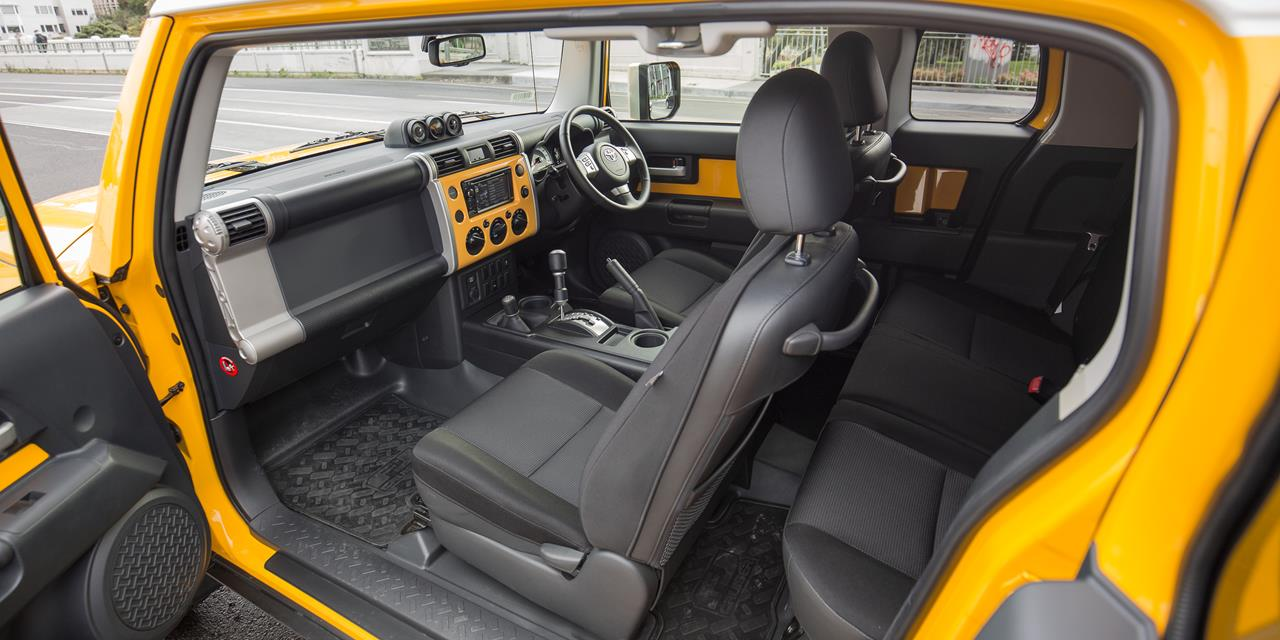 Toyota FJ Cruiser photo 171766