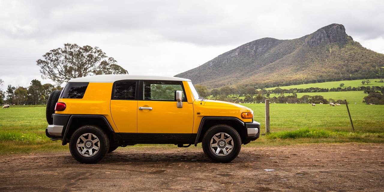 Toyota FJ Cruiser photo 171780