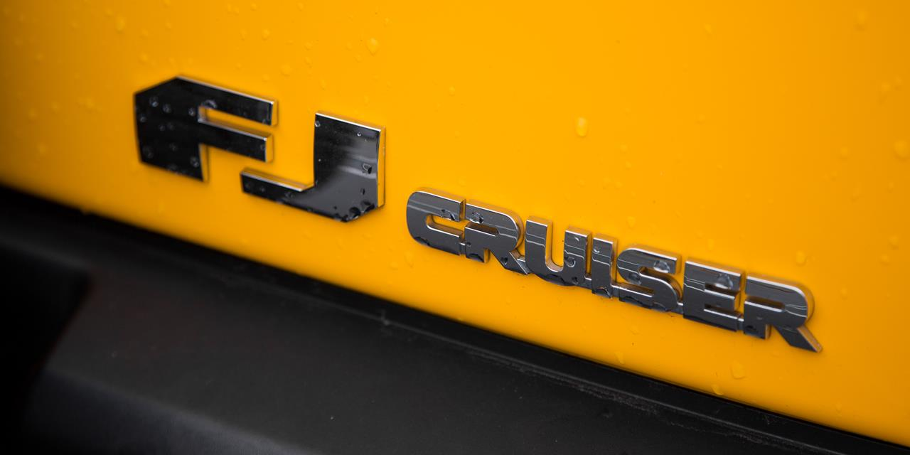 Toyota FJ Cruiser photo 171786