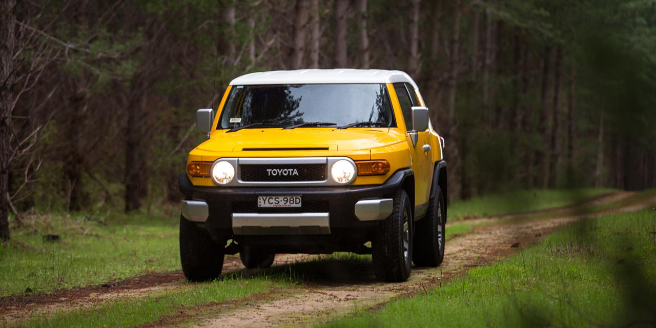 Toyota FJ Cruiser photo 171787