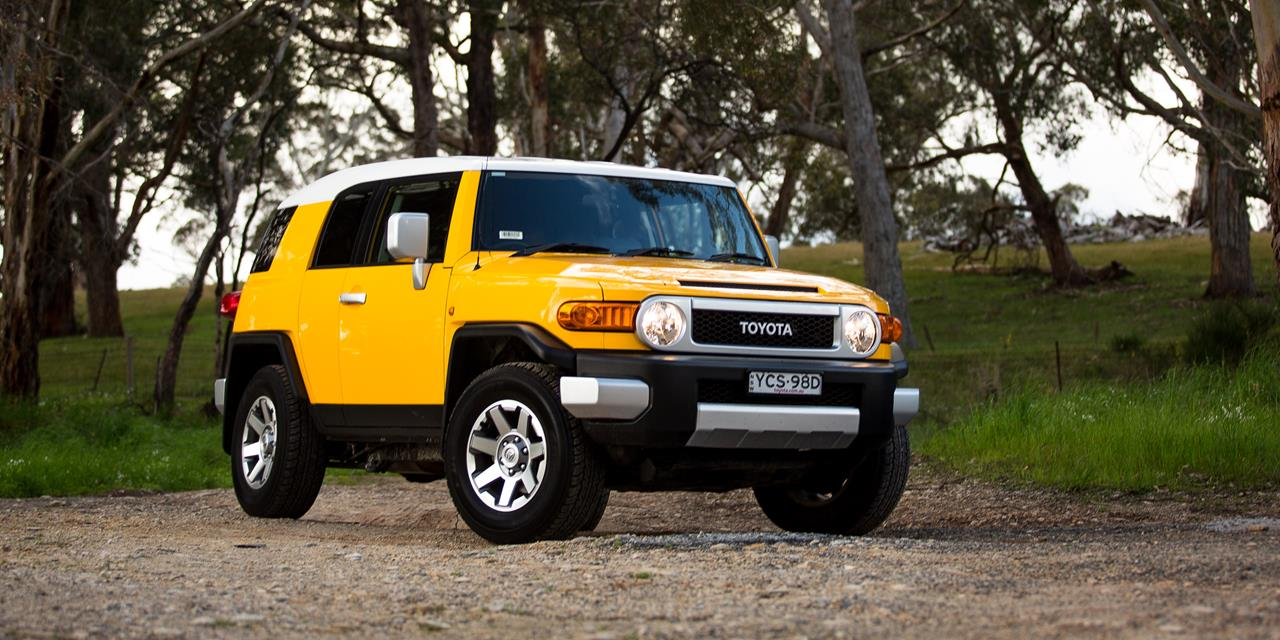 Toyota FJ Cruiser photo 171790