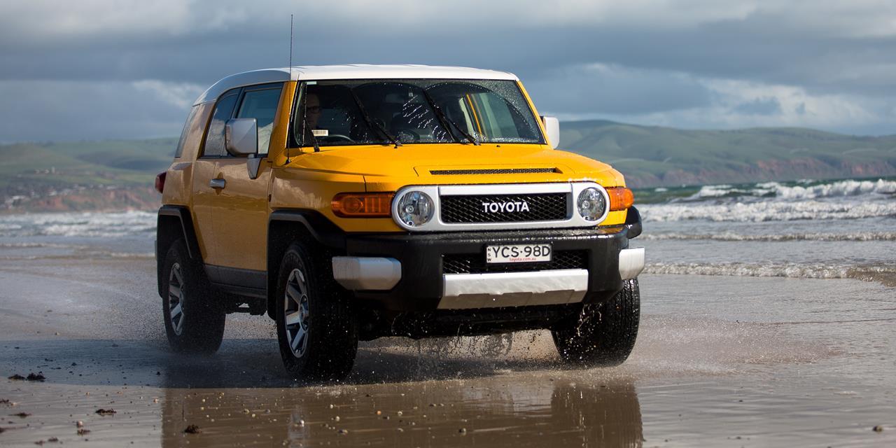 Toyota FJ Cruiser photo 171793