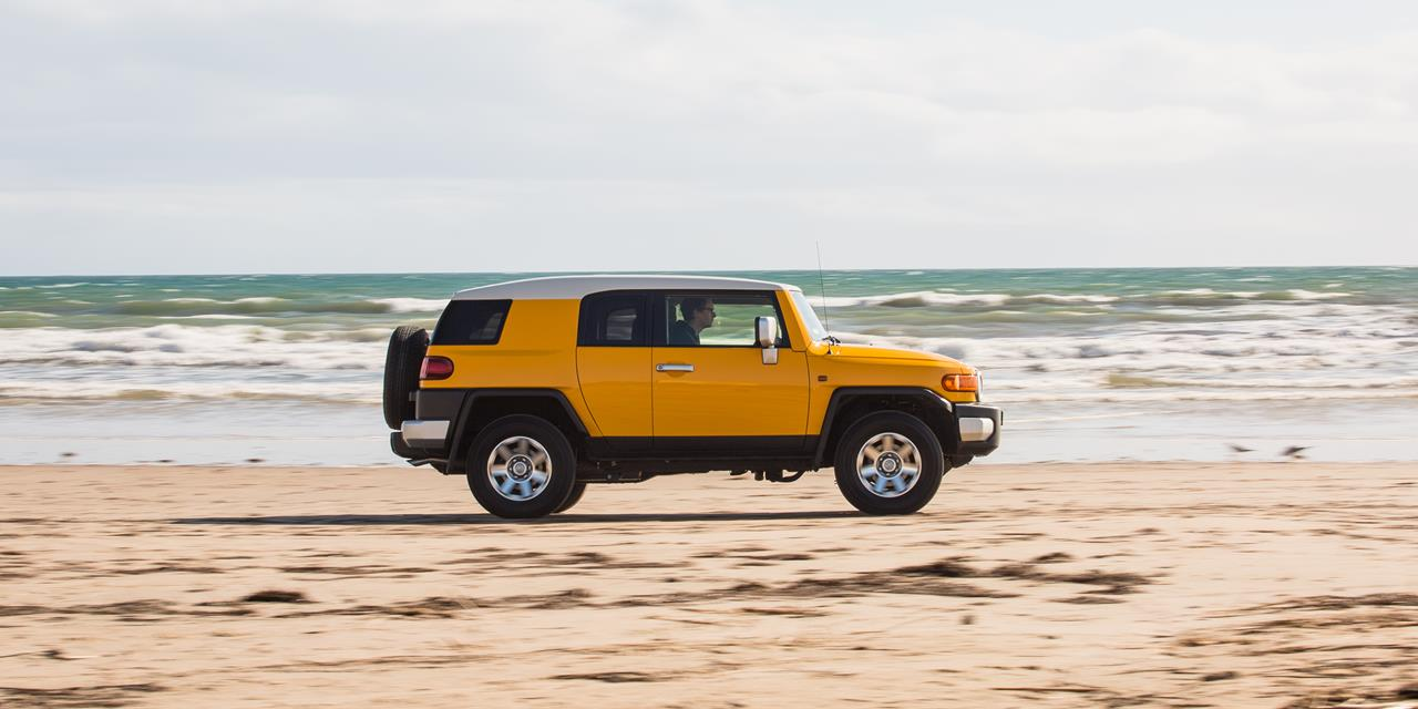 Toyota FJ Cruiser photo 171795