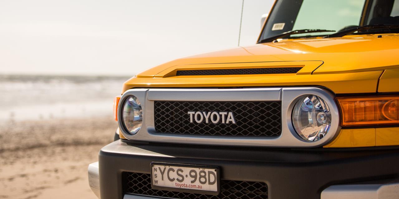 Toyota FJ Cruiser photo 171796