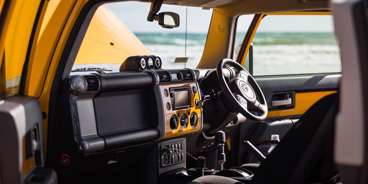 Toyota FJ Cruiser photo 171798