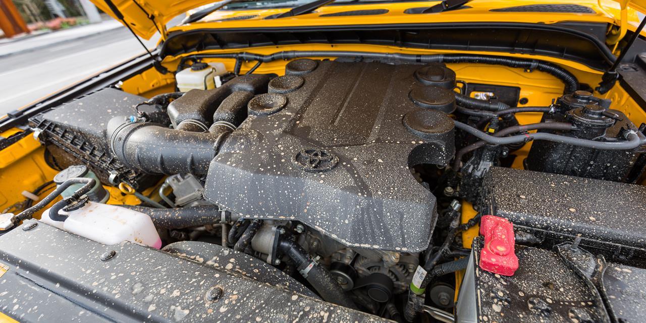 Toyota FJ Cruiser photo 171807