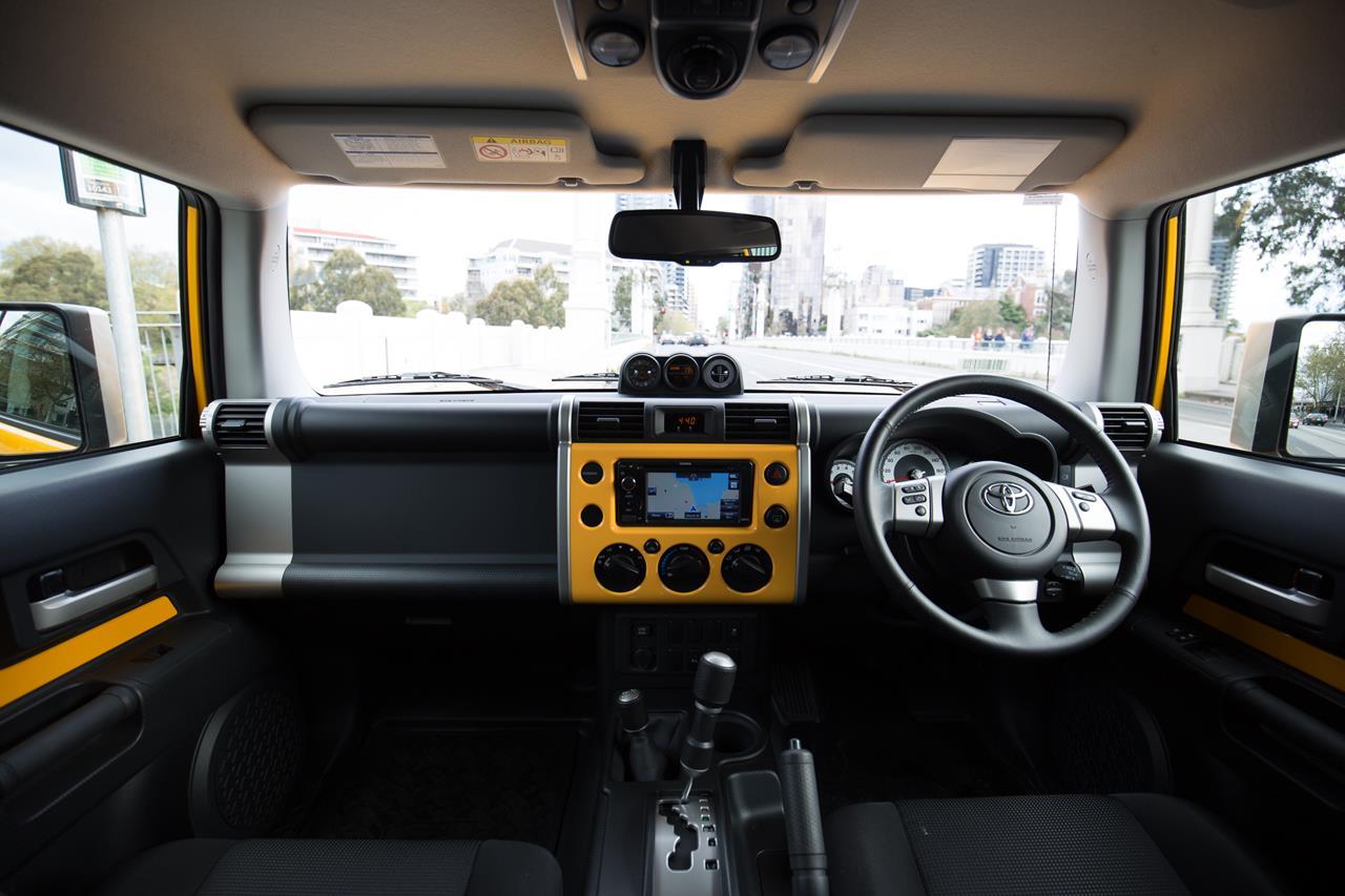 Toyota FJ Cruiser photo 171810