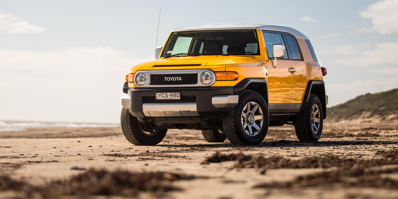 Toyota FJ Cruiser photo 171816