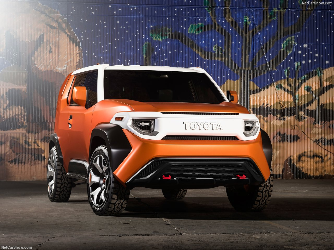 Toyota FT-4X Concept photo 176596