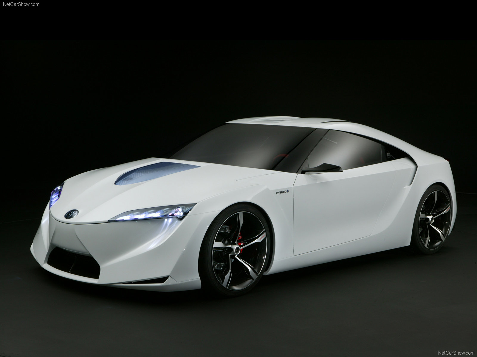 Toyota Ft Hs Photos Photogallery With 26 Pics Carsbase Com