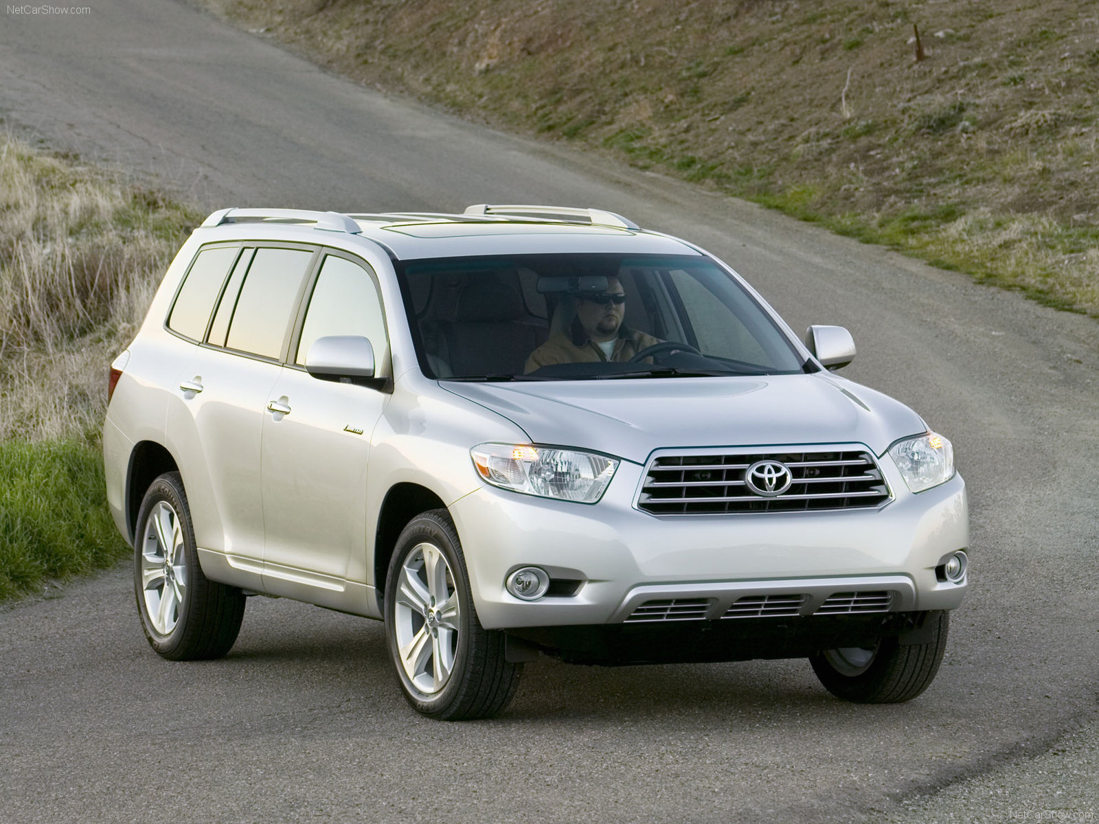 Toyota Highlander Picture 41622 Toyota Photo Gallery