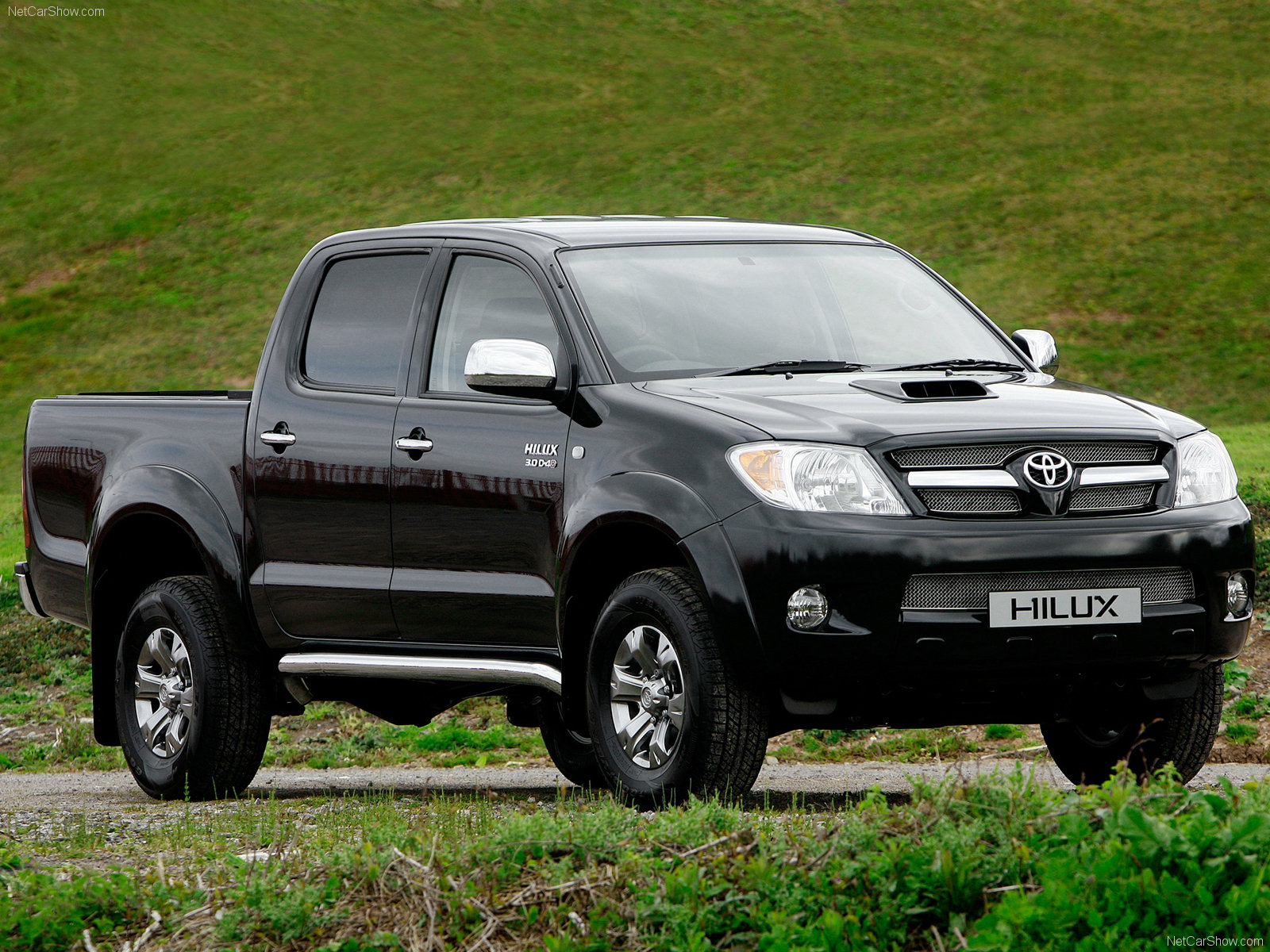 toyota hilux picture 54044 toyota photo gallery. Black Bedroom Furniture Sets. Home Design Ideas