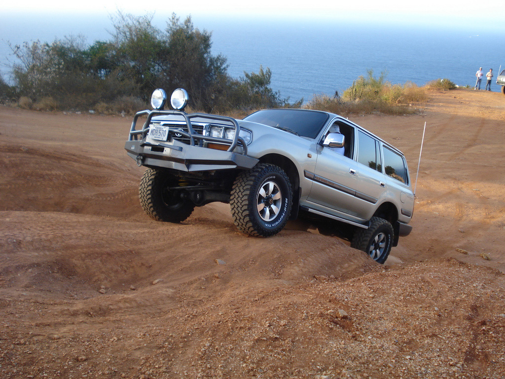 Toyota Land Cruiser 80 Photos Photogallery With 11 Pics