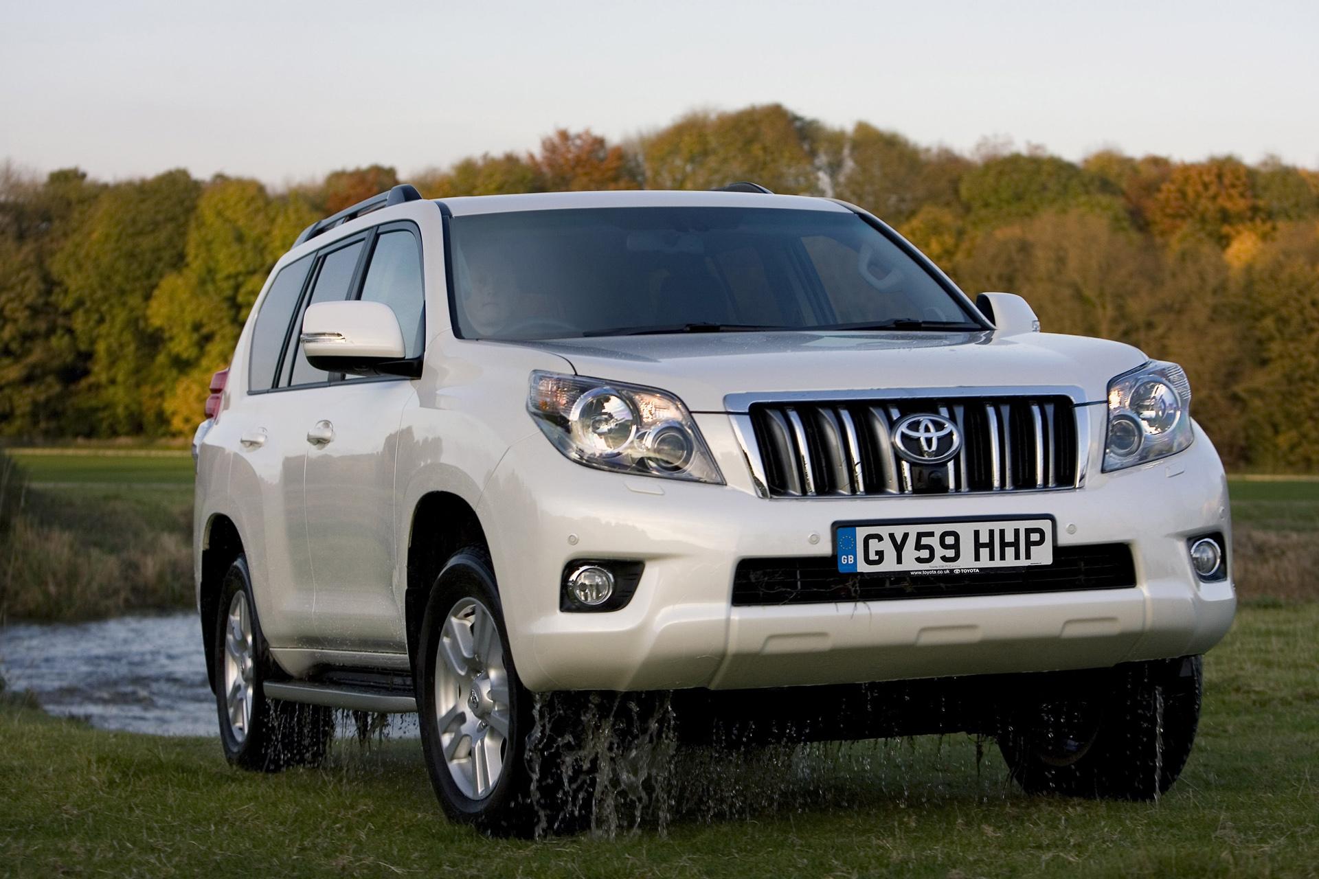 Toyota Land Cruiser Prado — купить новый Тойота Ленд ...