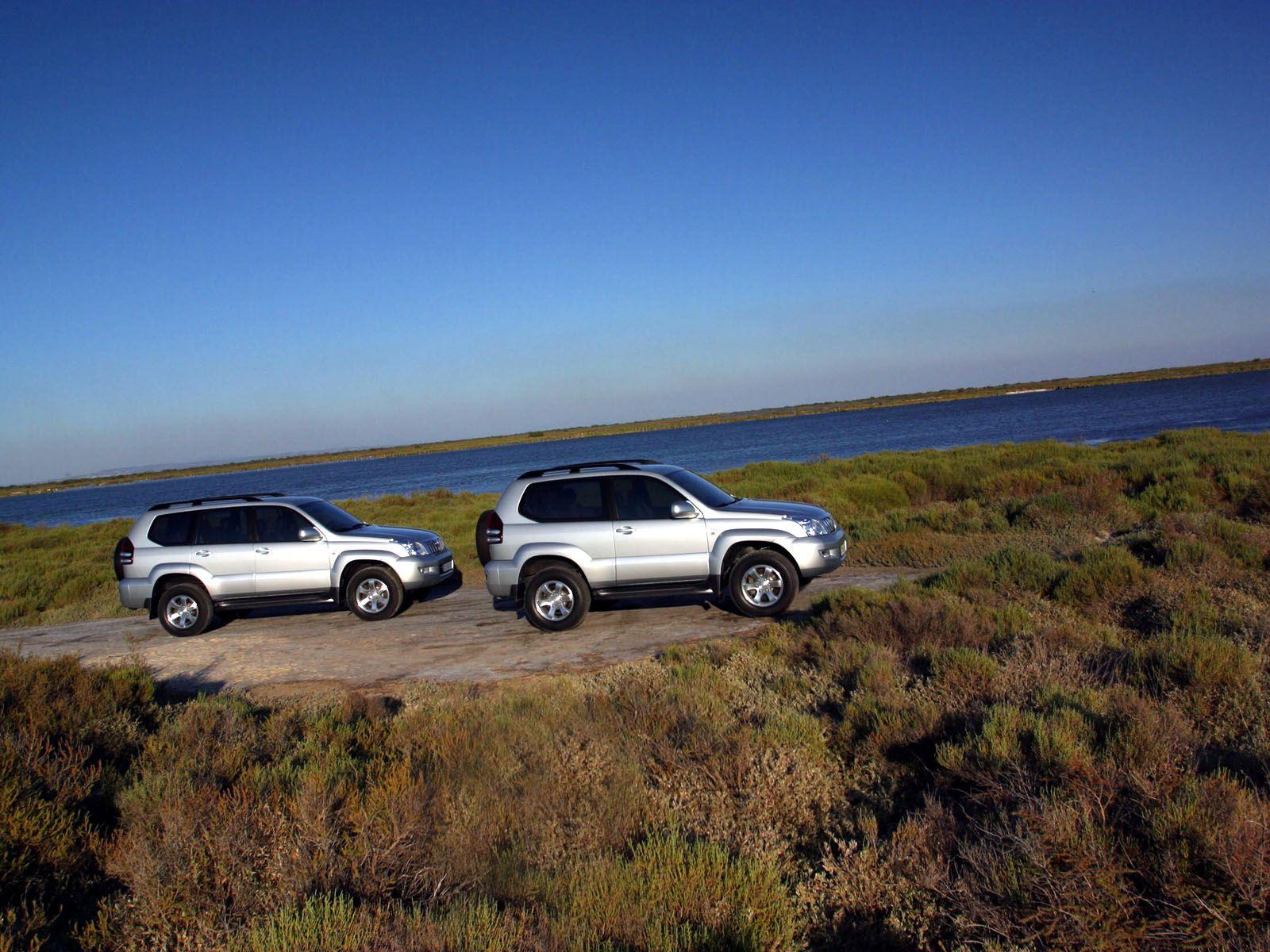 Toyota Land Cruiser Prado 120 Photos Photogallery With