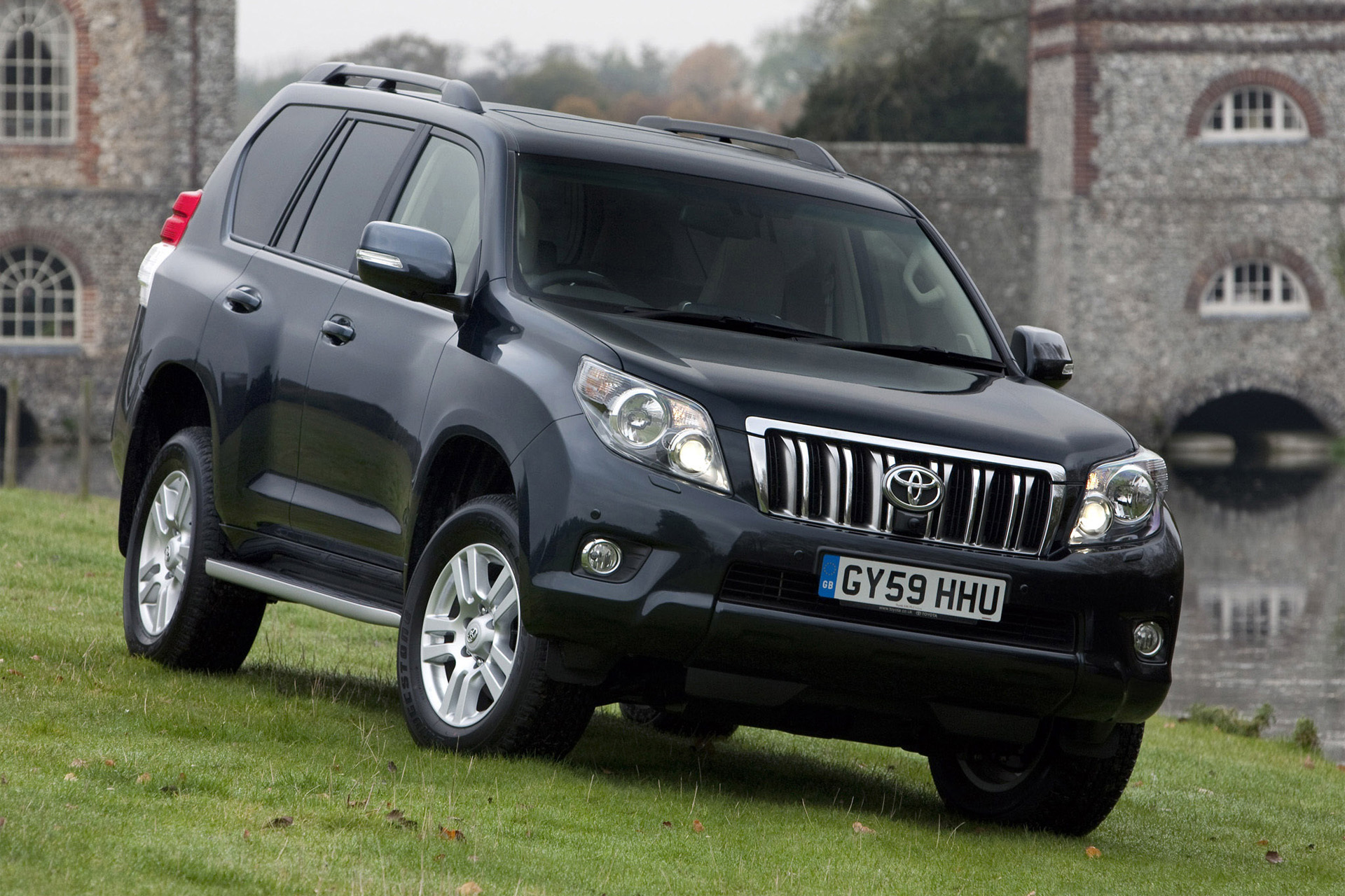 Photo of Toyota Land Cruiser Prado 150 #69428. Image size: 1920 x 1280