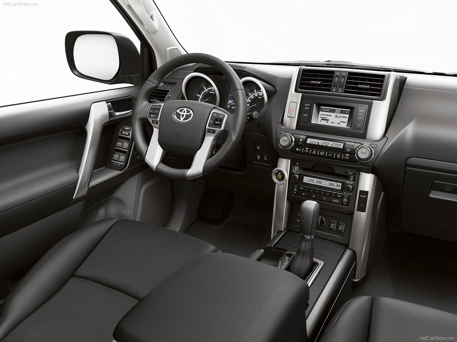 Toyota Land Cruiser Prado (Тойота Прадо)