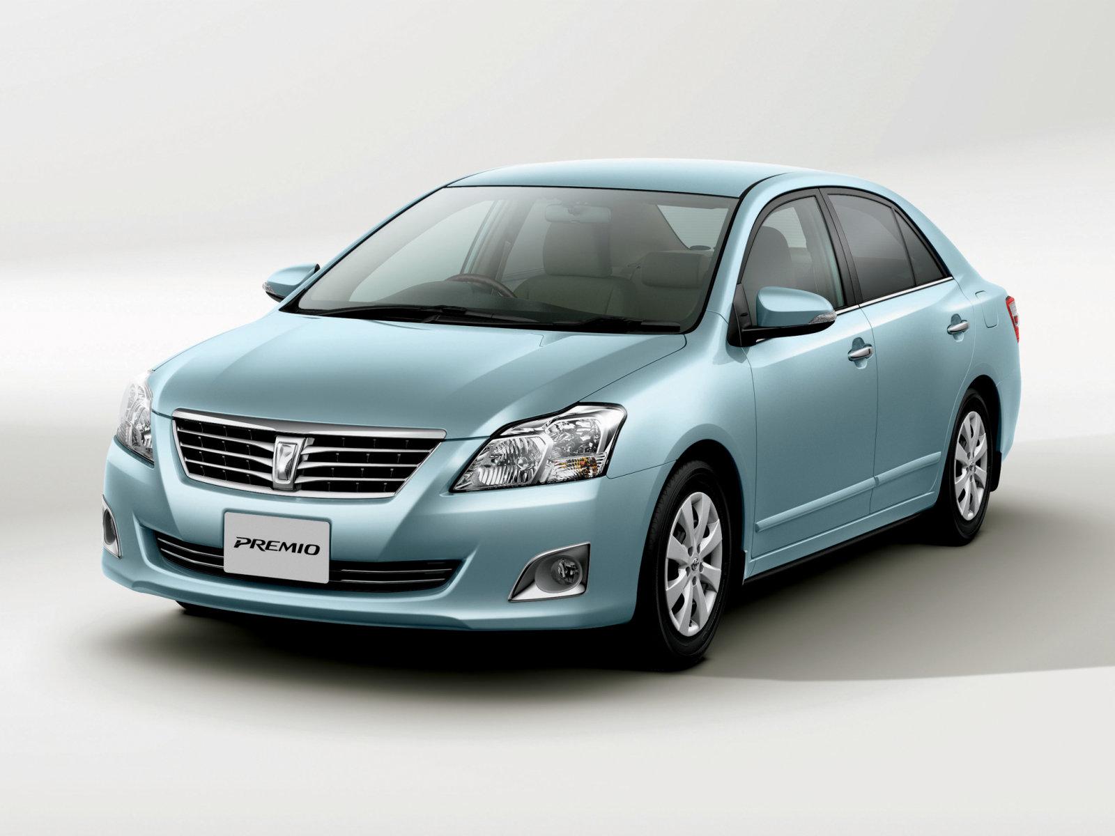 Toyota Premio Photos Photogallery With 4 Pics Carsbase Com