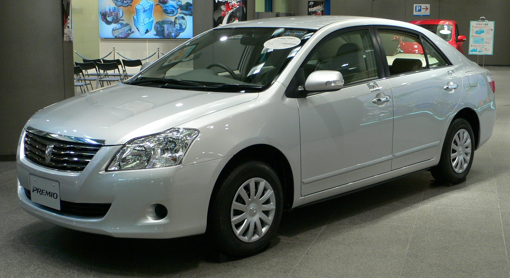 Kluger For Sale >> Toyota Premio photos - PhotoGallery with 4 pics| CarsBase.com
