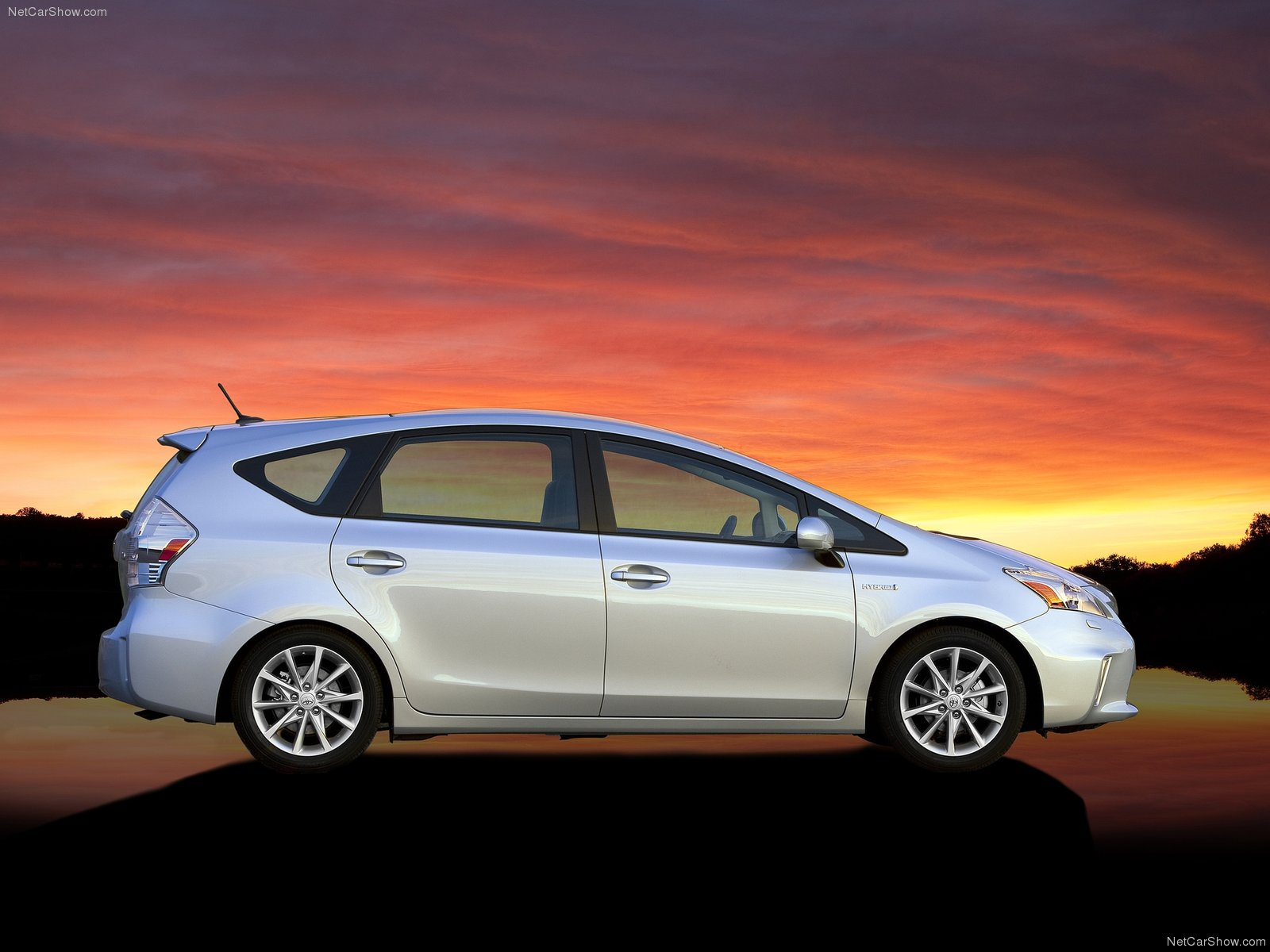 Toyota Prius v Review - Research New & Used ... - Edmunds