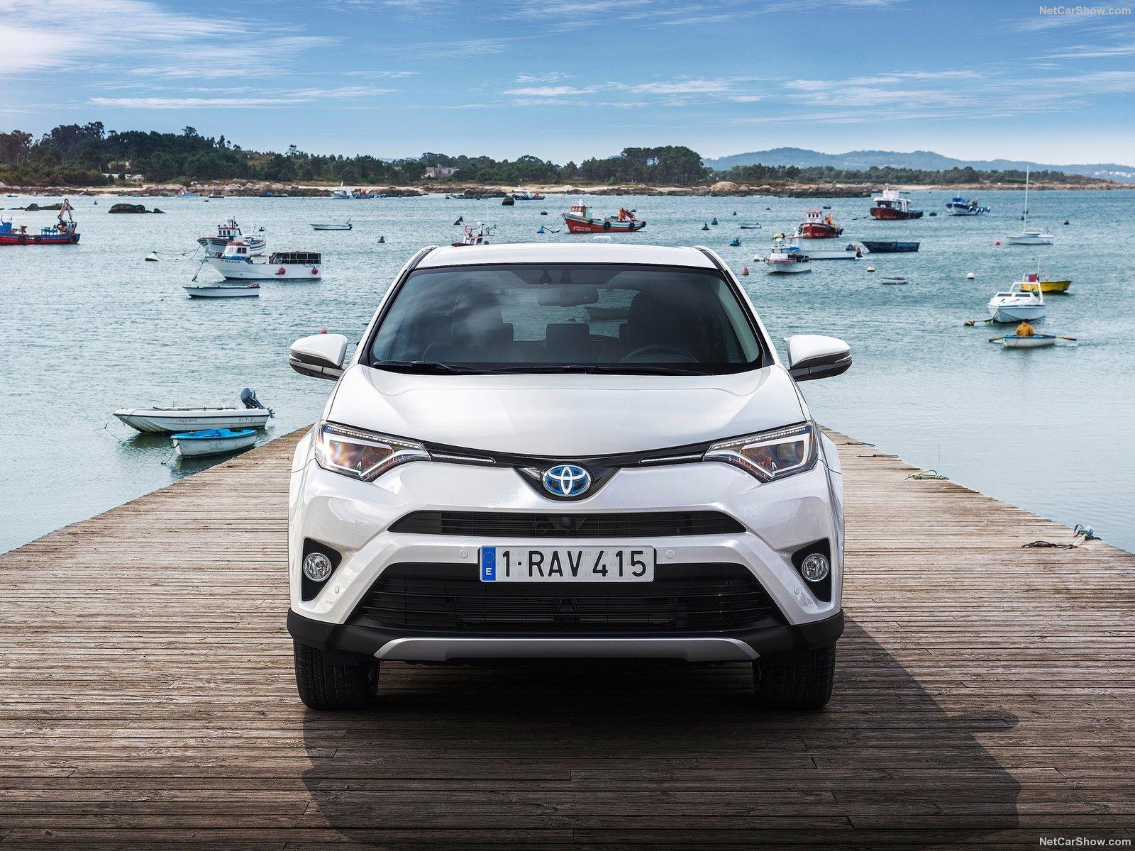 Toyota Рав 4 2017 новый кузов #10