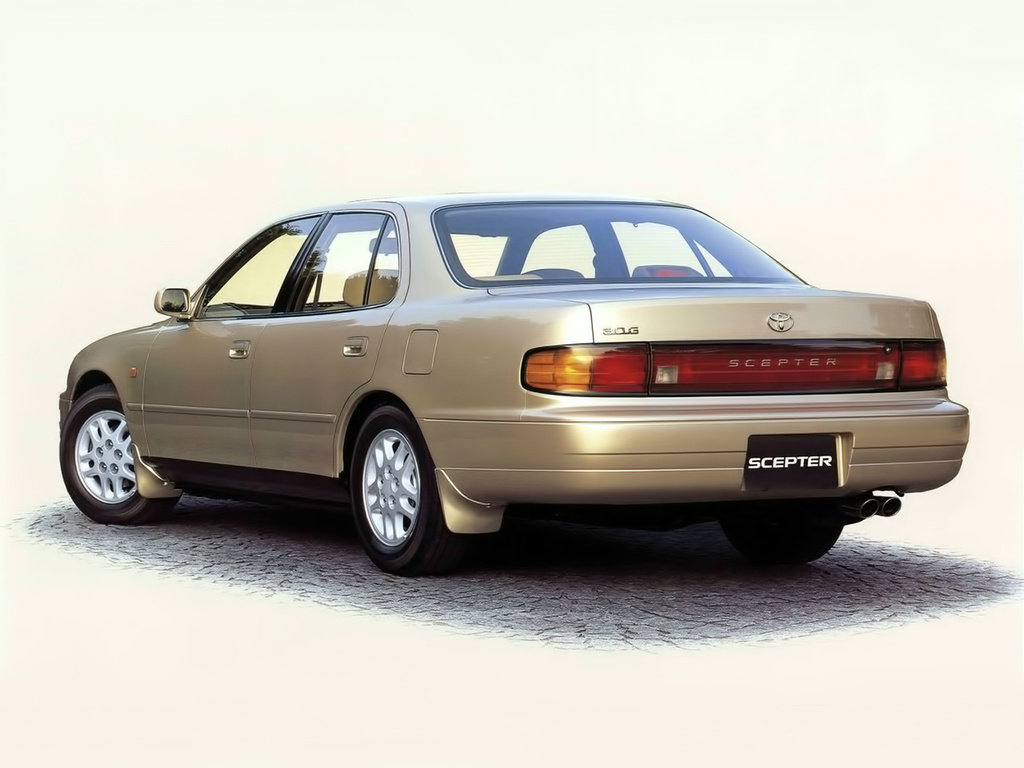 Toyota Scepter Photos Photogallery With 3 Pics Carsbase Com