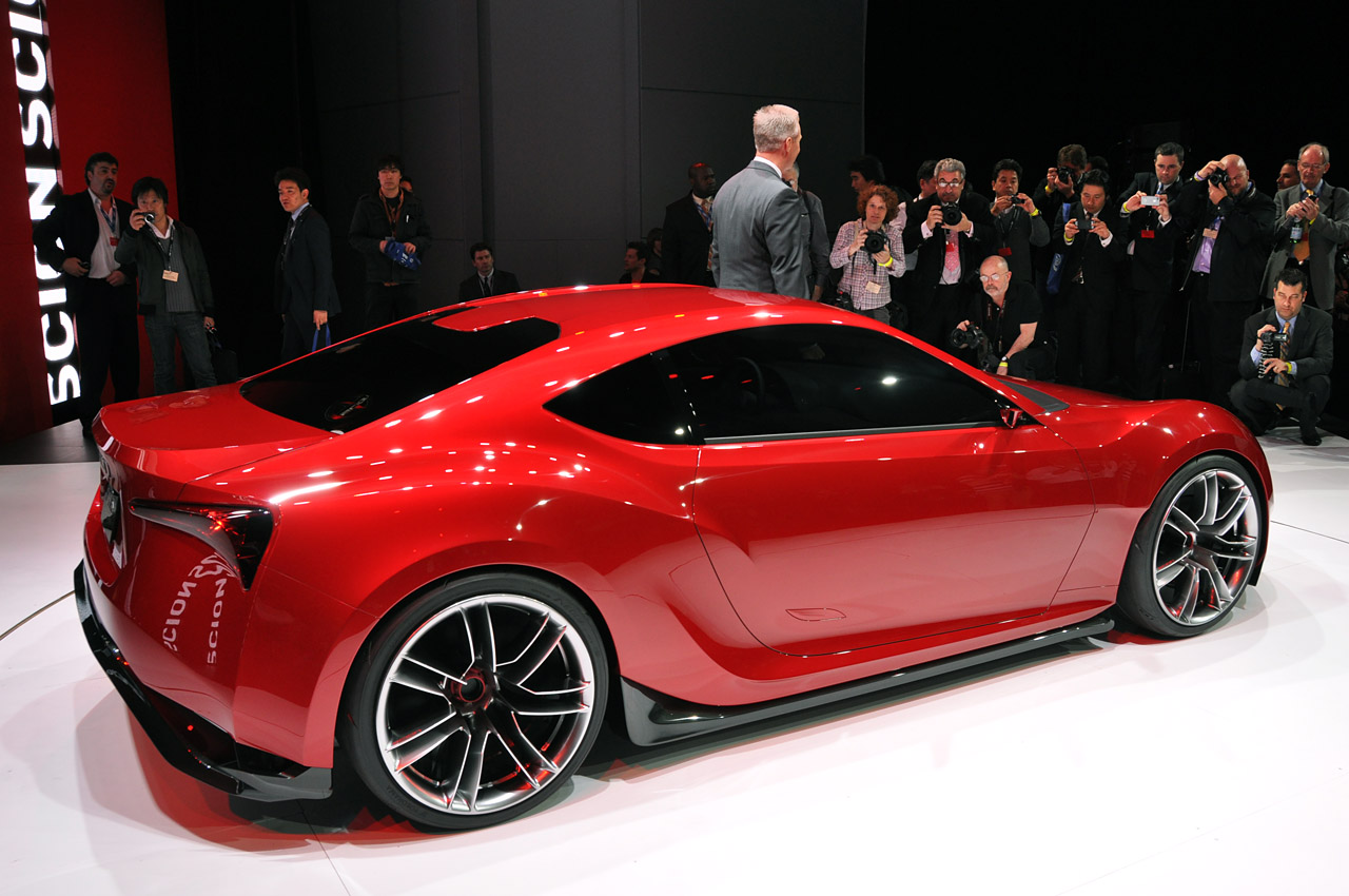 toyota scion fr s photos photogallery with 4 pics. Black Bedroom Furniture Sets. Home Design Ideas