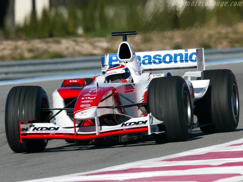 Toyota TF104 photos - PhotoGallery with 6 pics| CarsBase.com