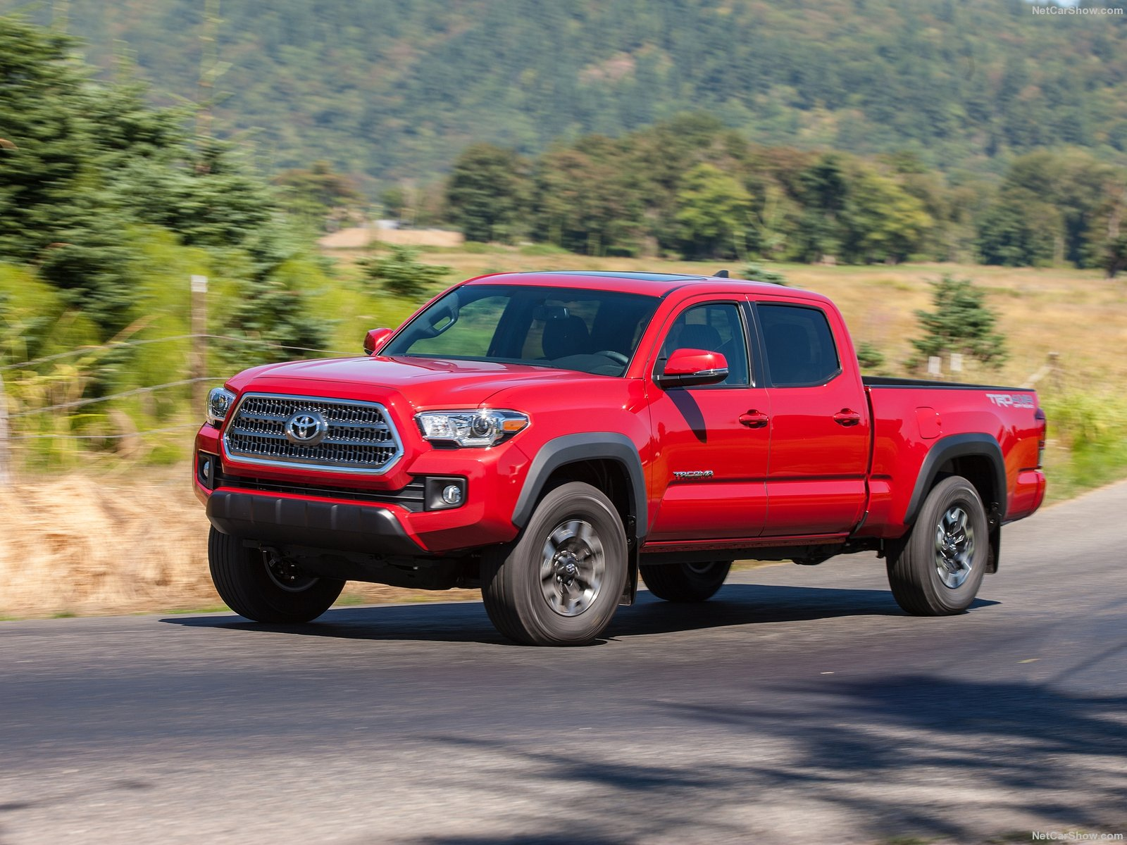 toyota tacoma trd off road photos photogallery with 49 pics. Black Bedroom Furniture Sets. Home Design Ideas