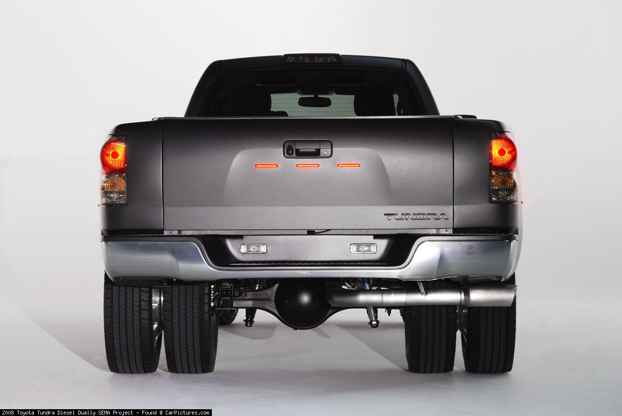 Photo of Toyota Tundra Diesel Dually #50058. Image size: 1280 х 857