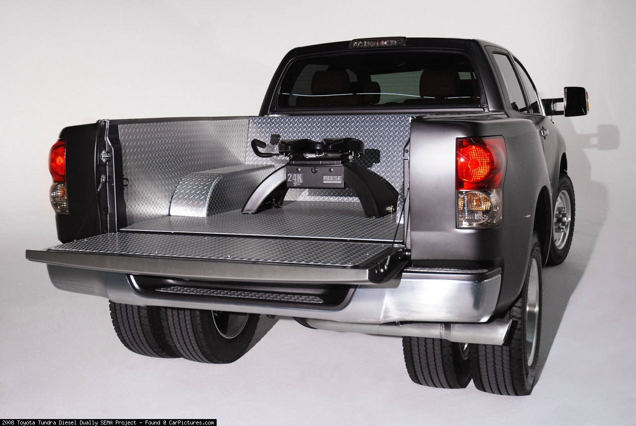 Toyota Tundra Diesel Dually Photos Photogallery 6 Pics Pictures