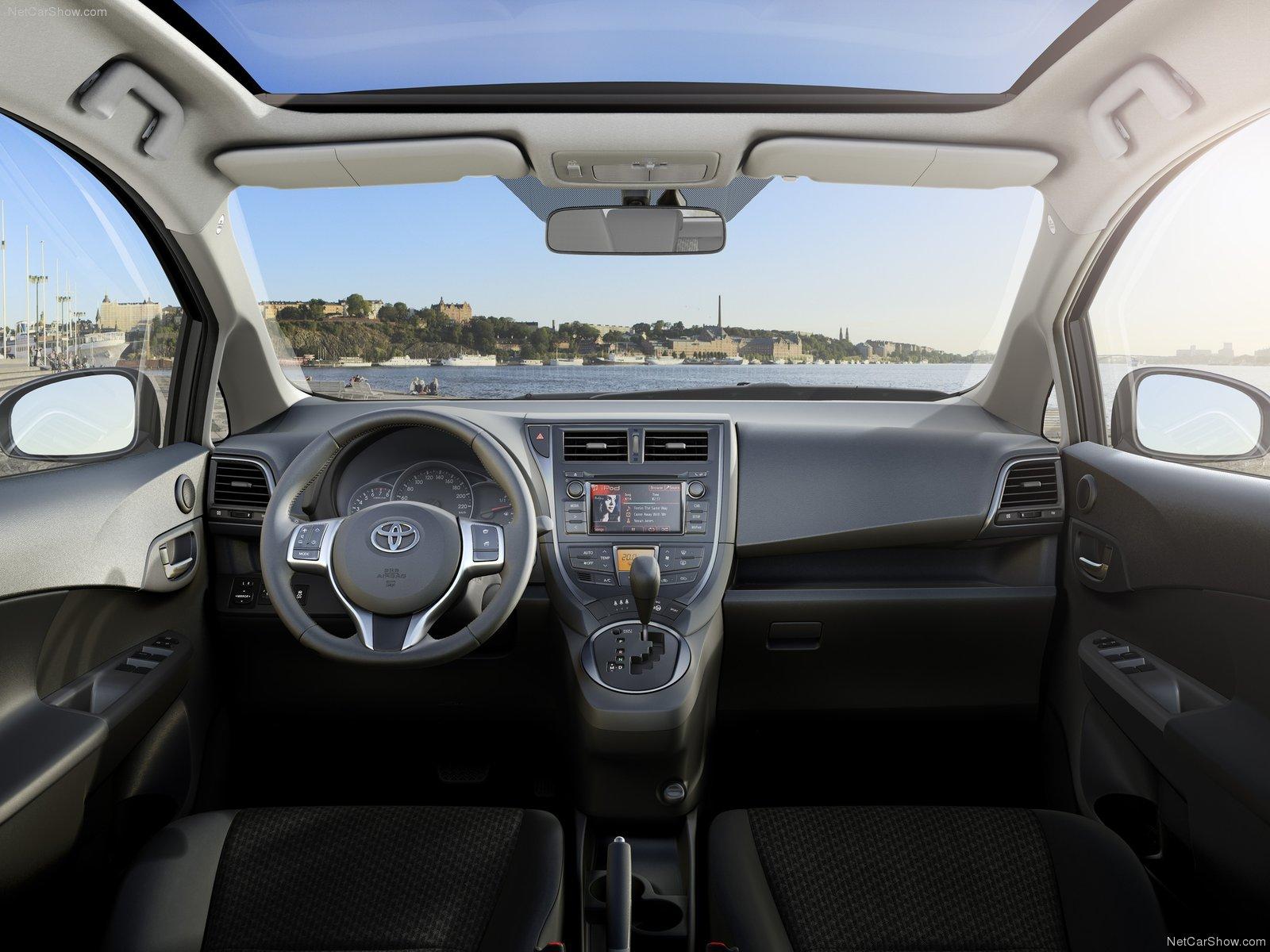 Fahrbericht Toyota Verso-S - autobild.de