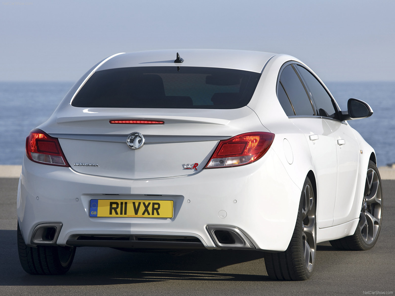 Vauxhall Insignia VXR photo #66034